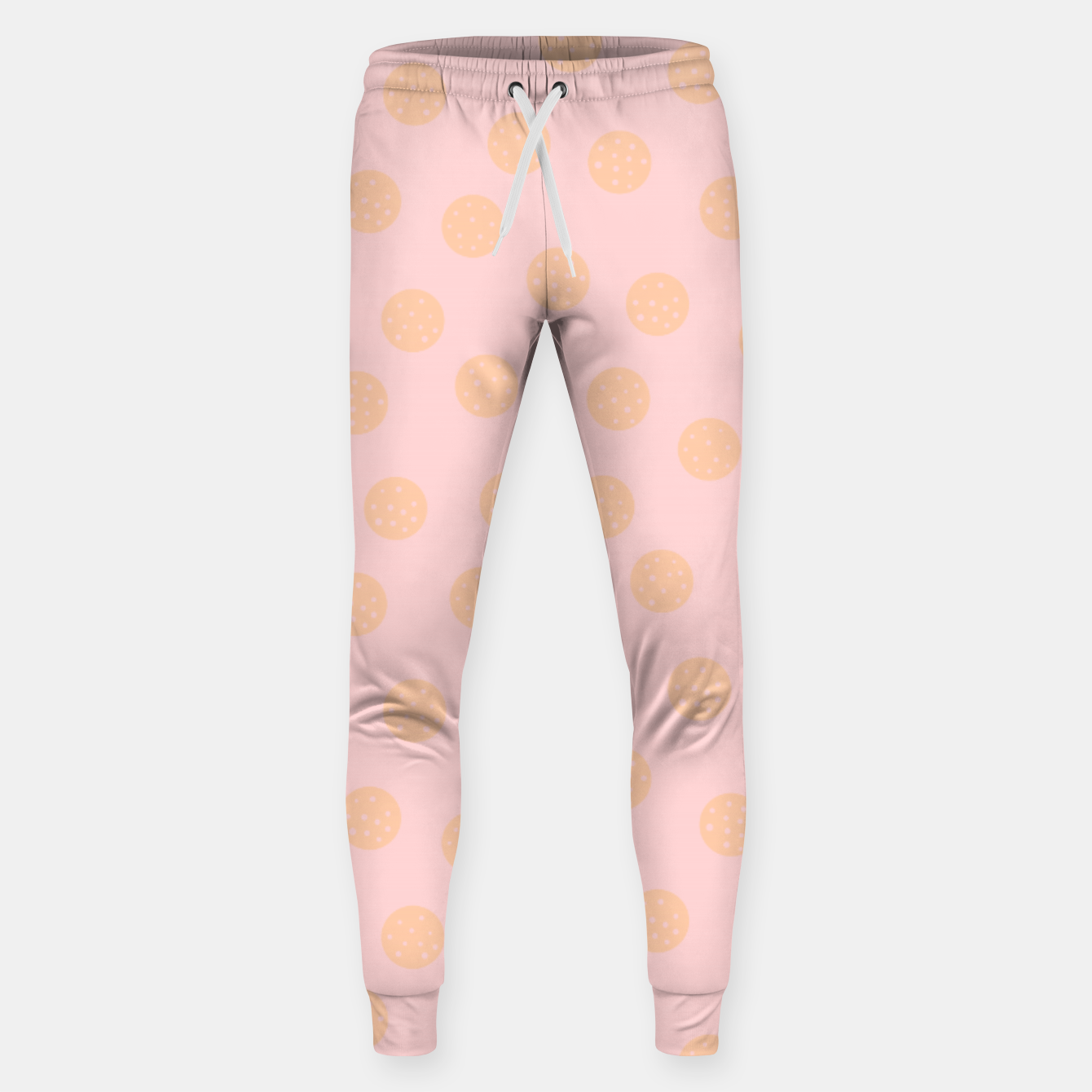 Image of Pastel Dots With Points Sweatpants - Live Heroes