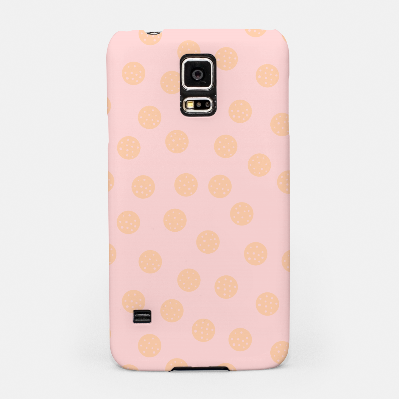Image of Pastel Dots With Points Samsung Case - Live Heroes