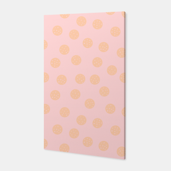 Thumbnail image of Pastel Dots With Points Canvas, Live Heroes