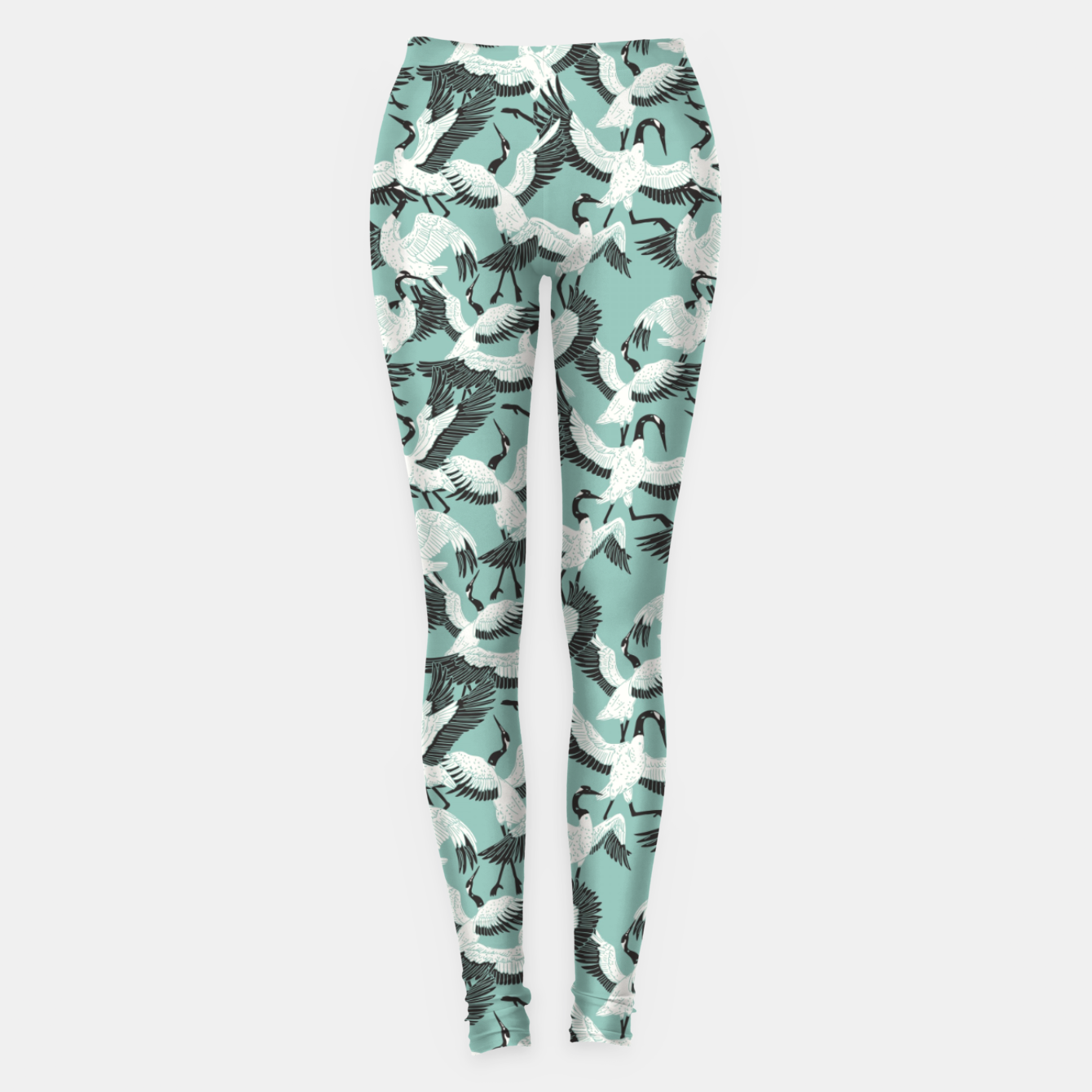 Image de The ritual of the crane dance 3 Leggings - Live Heroes