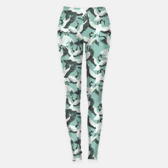 Miniature de image de The ritual of the crane dance 3 Leggings, Live Heroes