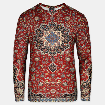 Thumbnail image of Vintage Oriental Traditional Moroccan Artwork Unisex sweater, Live Heroes