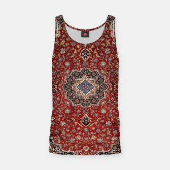 Thumbnail image of Vintage Oriental Traditional Moroccan Artwork Tank Top, Live Heroes