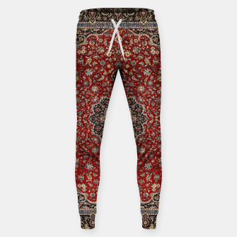 Thumbnail image of Vintage Oriental Traditional Moroccan Artwork Sweatpants, Live Heroes