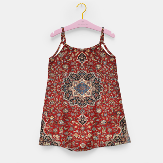 Thumbnail image of Vintage Oriental Traditional Moroccan Artwork Girl's dress, Live Heroes