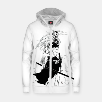 Miniaturka bleach Zip up hoodie, Live Heroes