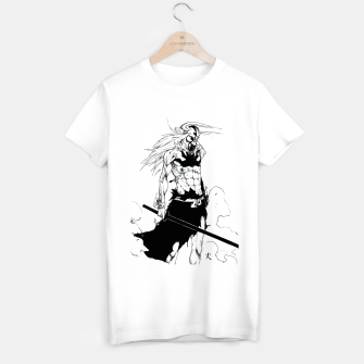 Miniaturka bleach T-shirt regular, Live Heroes