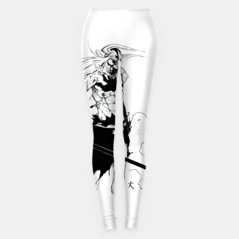 Miniaturka bleach Leggings, Live Heroes