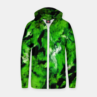 Thumbnail image of More distinguishing marks Zip up hoodie, Live Heroes
