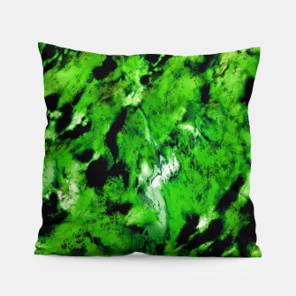 Thumbnail image of More distinguishing marks Pillow, Live Heroes