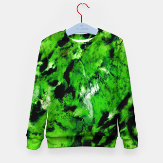 Thumbnail image of More distinguishing marks Kid's sweater, Live Heroes