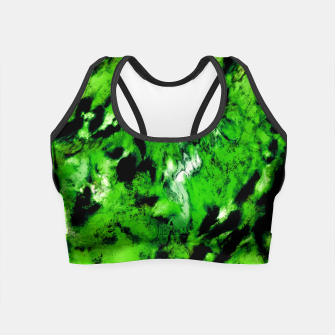 Thumbnail image of More distinguishing marks Crop Top, Live Heroes