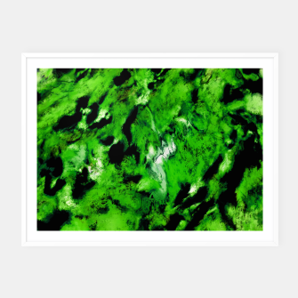 Thumbnail image of More distinguishing marks Framed poster, Live Heroes