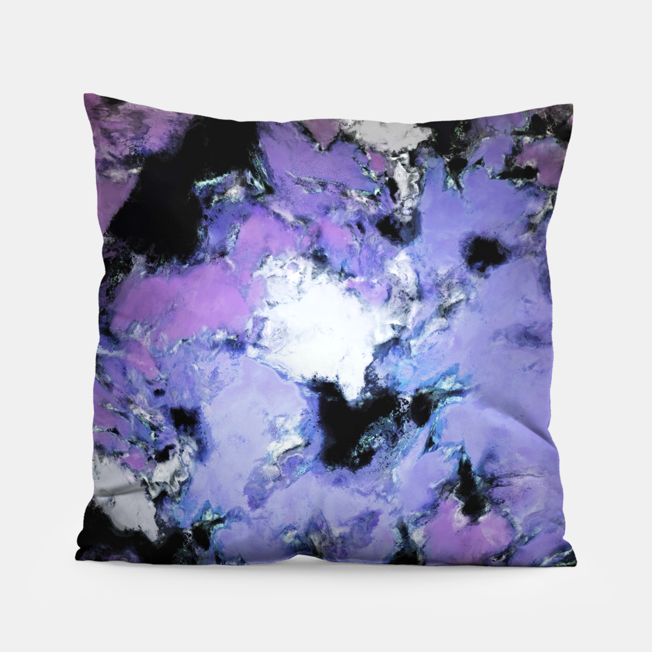 Image of Grunge Pillow - Live Heroes
