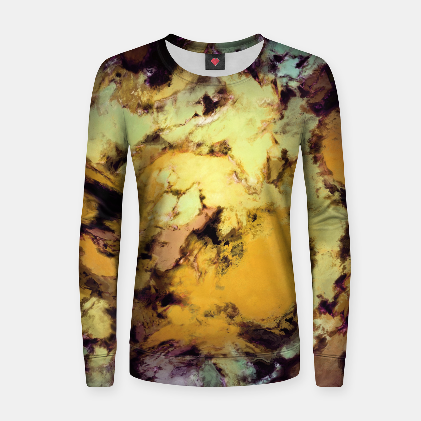 Image of Plunge Women sweater - Live Heroes