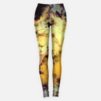 Thumbnail image of Plunge Leggings, Live Heroes