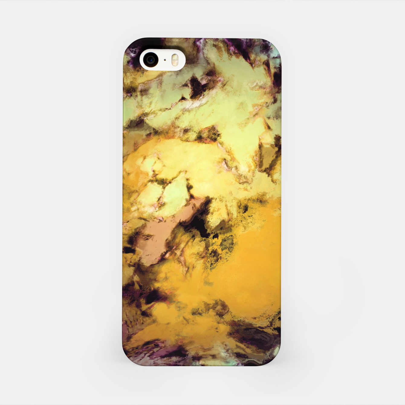 Image of Plunge iPhone Case - Live Heroes