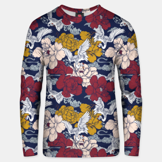 Pattern Asian 77 Sudadera unisex thumbnail image