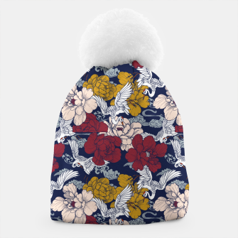Thumbnail image of Pattern Asian 77 Gorro, Live Heroes