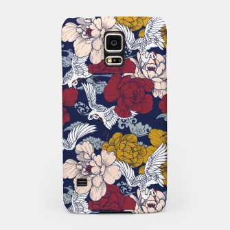 Thumbnail image of Pattern Asian 77 Carcasa por Samsung, Live Heroes