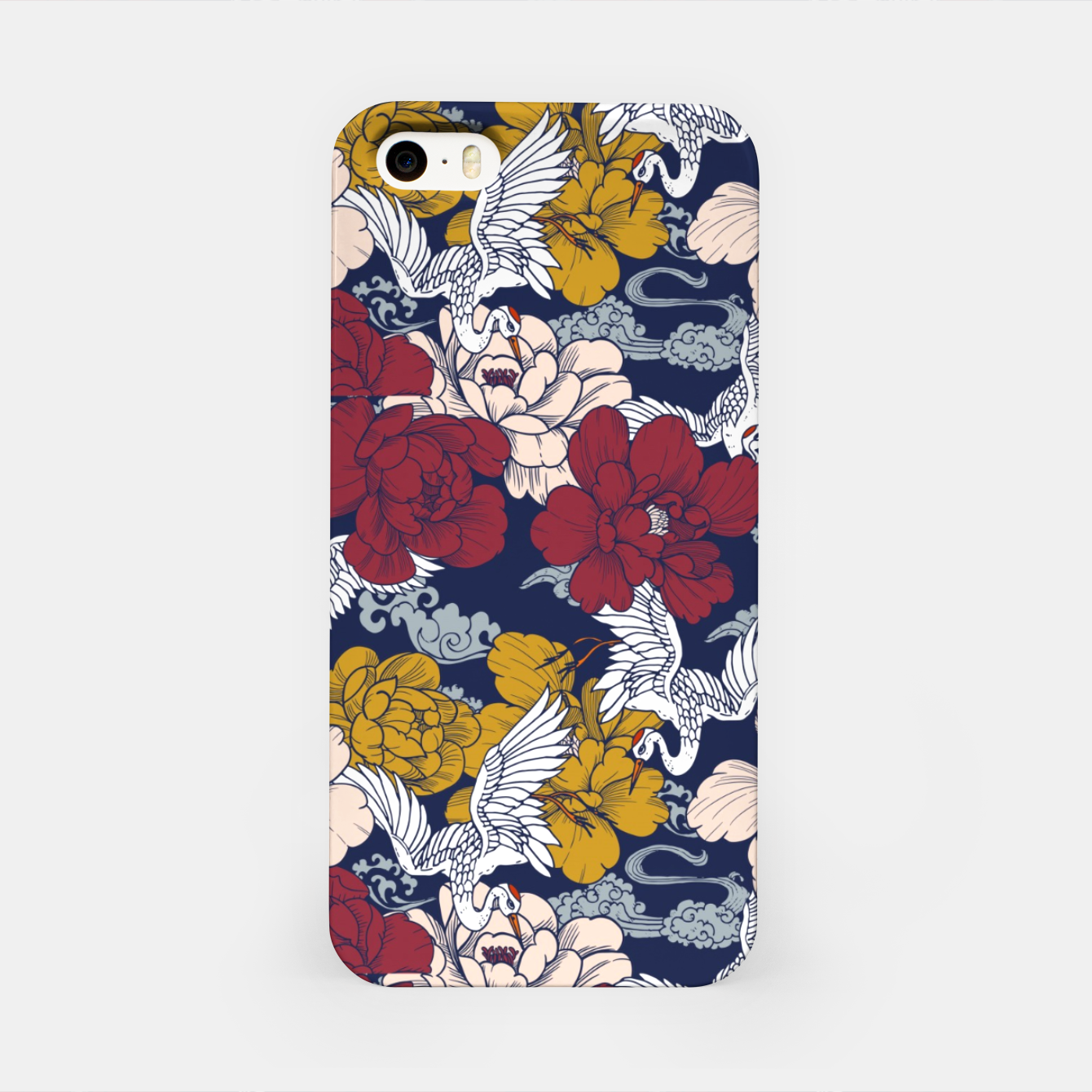 Image of Pattern Asian 77 Carcasa por Iphone - Live Heroes