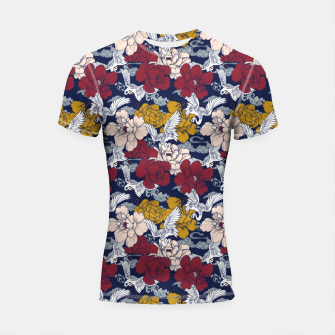 Pattern Asian 77 Shortsleeve rashguard thumbnail image