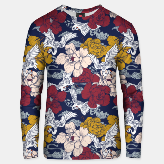 Thumbnail image of Pattern Asian 77 Sudadera unisex, Live Heroes