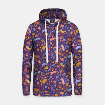 Miniatur Candy Cats in the Magic Garden Hoodie, Live Heroes
