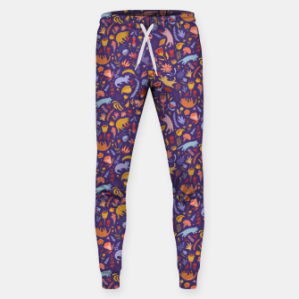 Miniatur Candy Cats in the Magic Garden Sweatpants, Live Heroes