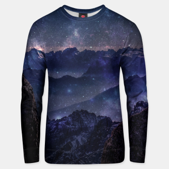 Thumbnail image of Far Star Unisex sweater, Live Heroes