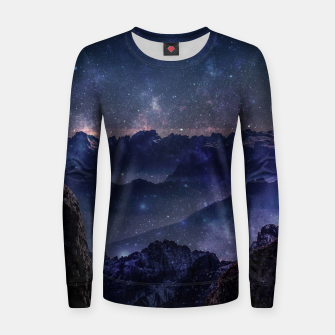 Thumbnail image of Far Star Women sweater, Live Heroes