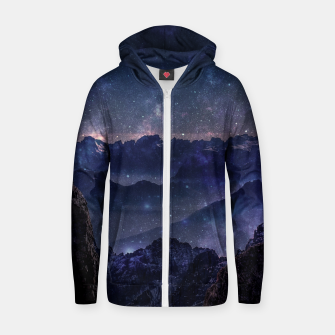 Far Star Zip up hoodie thumbnail image