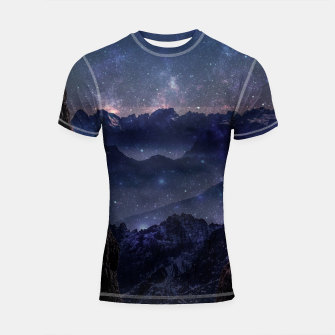 Thumbnail image of Far Star Shortsleeve rashguard, Live Heroes