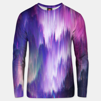 Thumbnail image of purple rain sweater, Live Heroes