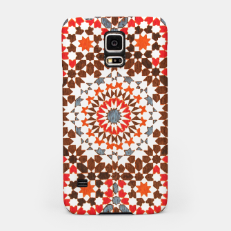 Thumbnail image of Geometric Traditional Moroccan Islamic Artwork Samsung Case, Live Heroes