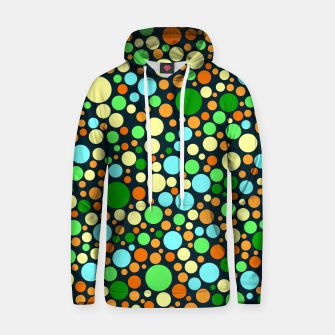 Miniaturka Abstract Nature Circles Hoodie, Live Heroes