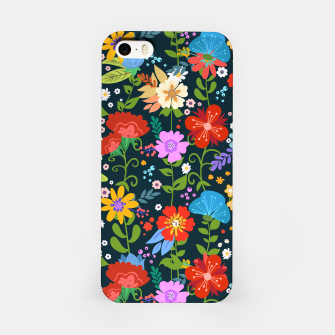 Thumbnail image of Flower Pattern iPhone Case, Live Heroes