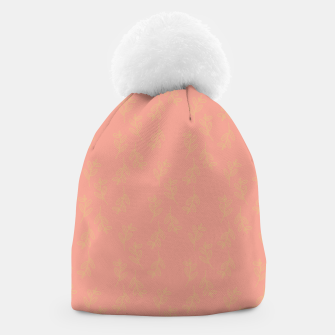 Thumbnail image of Feeling of lightness Pattern II - Melon color Beanie, Live Heroes