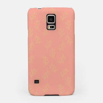 Thumbnail image of Feeling of lightness Pattern II - Melon color Samsung Case, Live Heroes
