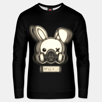 Miniatur Stay Home Bunny Unisex sweater, Live Heroes