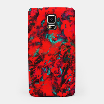 Thumbnail image of Fluttering red Samsung Case, Live Heroes