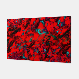 Fluttering red Canvas thumbnail image