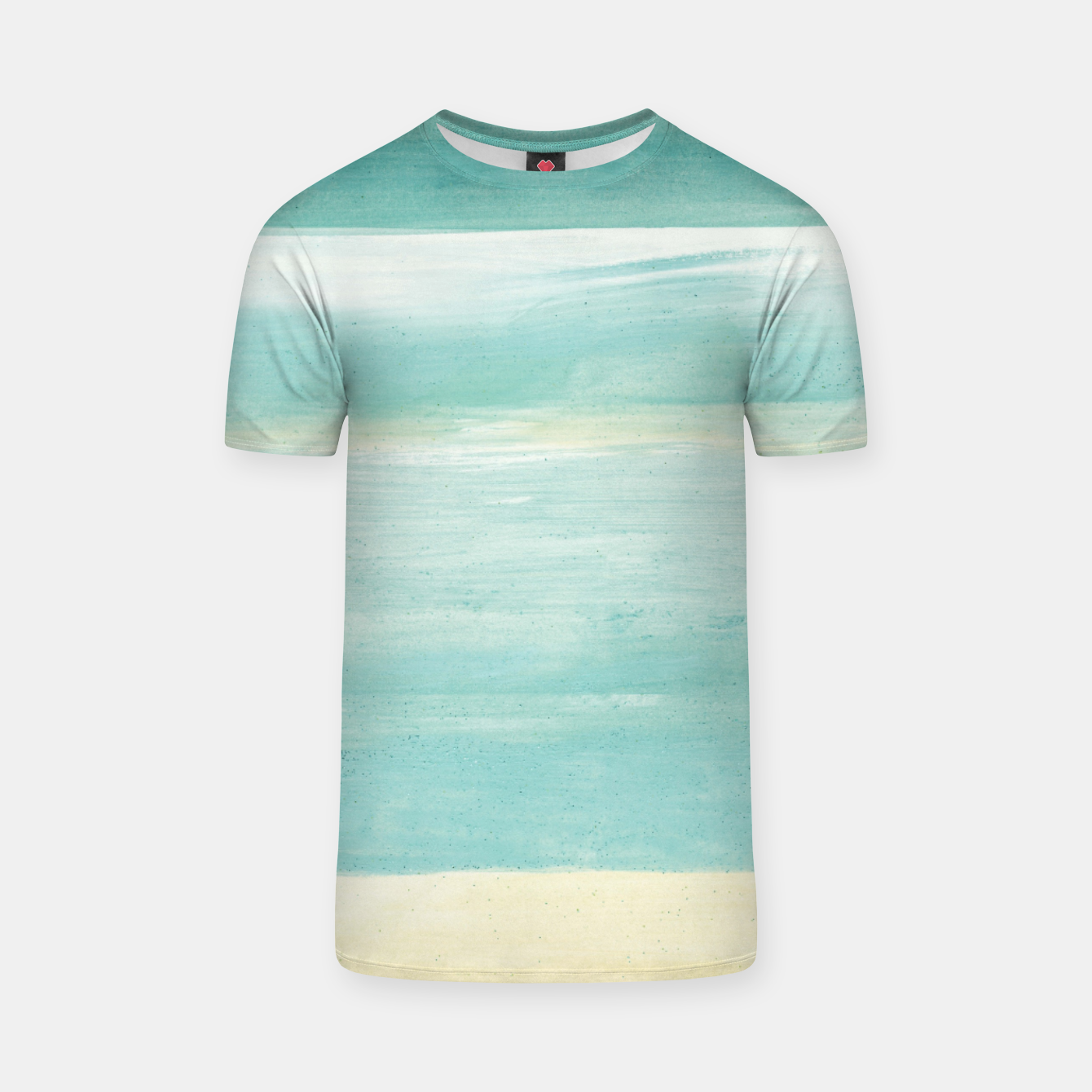 Zdjęcie Watercolor Abstract Minimalism #1 #minimal #painting #decor #art  T-Shirt - Live Heroes