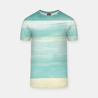 Miniaturka Watercolor Abstract Minimalism #1 #minimal #painting #decor #art  T-Shirt, Live Heroes