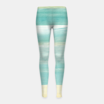 Miniaturka Watercolor Abstract Minimalism #1 #minimal #painting #decor #art  Kinder-Leggins, Live Heroes