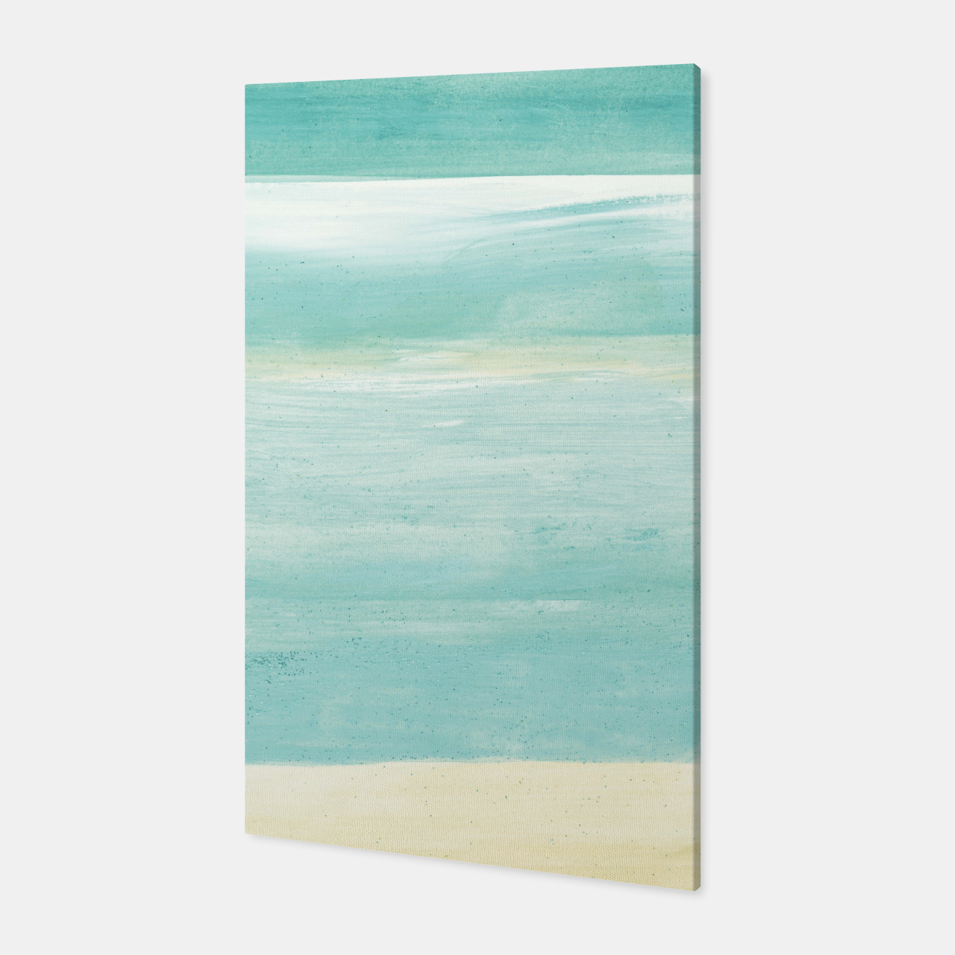 Zdjęcie Watercolor Abstract Minimalism #1 #minimal #painting #decor #art  Canvas - Live Heroes