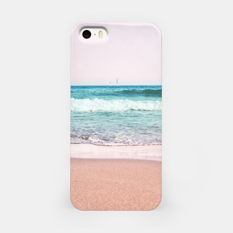 Miniaturka Pastel Ocean Dream #1 #wall #decor #art iPhone-Hülle, Live Heroes