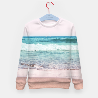 Miniaturka Pastel Ocean Dream #1 #wall #decor #art Kindersweatshirt, Live Heroes
