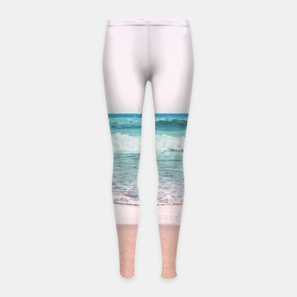 Miniaturka Pastel Ocean Dream #1 #wall #decor #art Kinder-Leggins, Live Heroes
