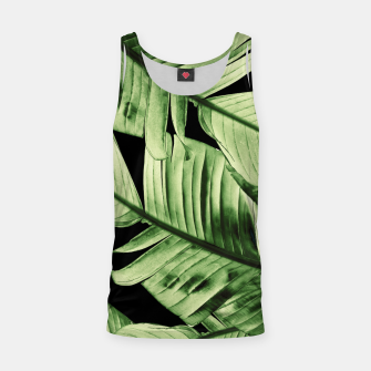 Miniature de image de Tropical Banana Night Leaves Dream #1 #tropical #decor #art Muskelshirt , Live Heroes